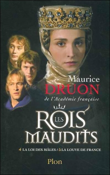 Couverture Les Rois maudits, intégrale, tome 2