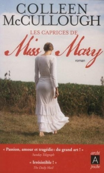 Couverture Les Caprices de Miss Mary