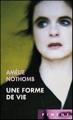 Couverture Une forme de vie Editions France Loisirs (Piment) 2011