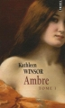 Couverture Ambre, tome 1 Editions Points 2009