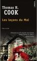 Couverture Les leçons du mal Editions Points (Policier) 2012