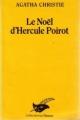 Couverture Le Noël d'Hercule Poirot Editions Librairie des  Champs-Elysées  (Le masque) 1946