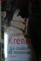 Couverture La couleur du mensonge Editions France Loisirs 2008