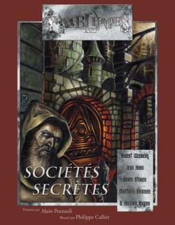 Couverture Sociétés secrètes