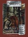 Couverture Sociétés secrètes Editions de l'Oxymore 2003