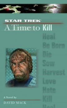 Couverture Star Trek: A Time to..., book 7 : A Time to Kill