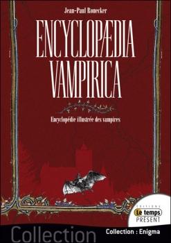 Couverture Encyclopaedia Vampirica