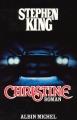 Couverture Christine Editions Albin Michel 1984