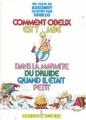 Couverture Comment Obélix est tombé dans la marmite du druide quand il était petit Editions Albert René 1989