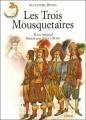Couverture Les Trois Mousquetaires Editions Gründ 2003