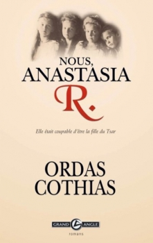 Couverture Nous, Anastasia R.