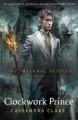 Couverture La Cité des Ténèbres / The Mortal Instruments : Les origines, tome 2 : Le prince mécanique Editions McElderry 2011
