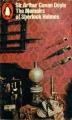 Couverture Les Mémoires de Sherlock Holmes / Souvenirs de Sherlock Holmes / Souvenirs sur Sherlock Holmes Editions Penguin books 1973