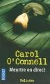 Couverture Meurtre en direct Editions Pocket (Policier) 2005