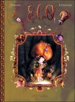 Couverture Eco, tome 2 : La bête sans visage