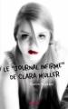 """Couverture Ghetto Vortex, tome 2 : Le """"Journal Infirme"""" de Clara Muller Editions Sarbacane (Exprim') 2012"""