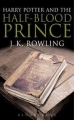 Couverture Harry Potter, tome 6 : Harry Potter et le prince de sang-mêlé Editions Bloomsbury 2006