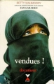 Couverture Vendues ! Editions Fixot 1992