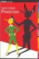 Couverture Pinocchio Editions Folio  (Junior) 1998