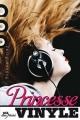 Couverture Princesse vinyle Editions Albin Michel (Jeunesse - Wiz) 2012