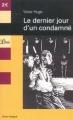 Couverture Le Dernier Jour d'un condamné Editions Librio 2005