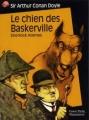 Couverture Sherlock Holmes, tome 5 : Le Chien des Baskerville Editions Flammarion (Castor poche) 1999