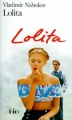 Couverture Lolita Editions Folio  1981