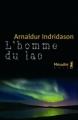 Couverture L'homme du lac Editions Métailié (Bibliothèque nordique) 2008