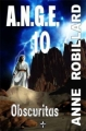 Couverture A.N.G.E., tome 10 : Obscuritas Editions Wellan Inc. 2012