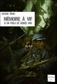 Couverture Mémoire à vif d'un poilu de quinze ans Editions Gulf Stream (L'histoire comme un roman) 2007