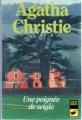 Couverture Une poignée de seigle Editions Librairie des  Champs-Elysées  (Le club des masques) 1994