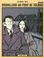 Couverture Nestor Burma (BD), tome 01 : Brouillard au pont de Tolbiac Editions Casterman (Les romans (à suivre)) 1982