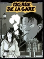 Couverture Nestor Burma (BD), tome 02 : 120 rue de la gare Editions Casterman 1988