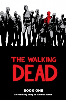 Couverture The Walking Dead, book 01