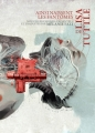 Couverture Ainsi naissent les fantômes Editions Dystopia Workshop 2011