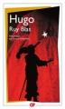 Couverture Ruy Blas Editions Flammarion (GF) 2007