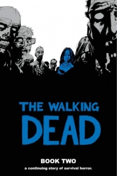 Couverture The Walking Dead, book 02