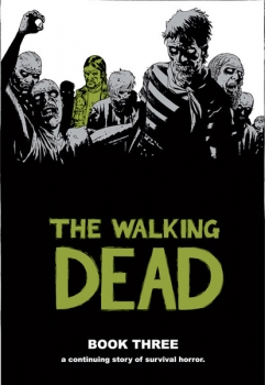 Couverture The Walking Dead, book 03