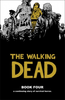 Couverture The Walking Dead, book 04