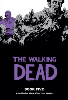 Couverture The Walking Dead, book 05