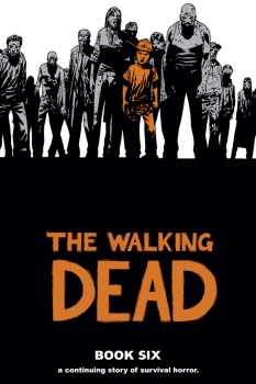 Couverture The Walking Dead, book 06