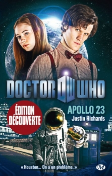 Couverture Doctor Who : Apollo 23