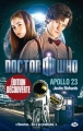 Couverture Doctor Who : Apollo 23 Editions Milady 2012
