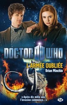 Couverture Doctor Who: L'Armée Oubliée
