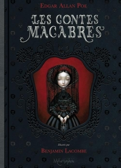 Couverture Les contes macabres (Lacombe)