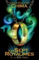 Couverture Les sept royaumes, tome 2 : La reine exilée Editions Castelmore 2011