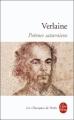 Couverture Poèmes saturniens Editions Le Livre de Poche (Les Classiques de Poche) 1996