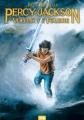 Couverture Percy Jackson (comics), tome 1 : Le Voleur de foudre Editions 12 Bis 2011