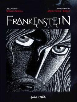 Couverture Frankenstein ou Le Prométhée moderne (BD)