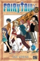 Couverture Fairy Tail, tome 22 Editions Pika 2012